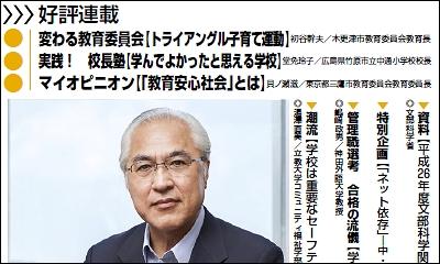 週刊教育資料 平成25年9月16日号